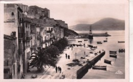 20 - Calvi ( Haute Corse )  Le Port ( Carte Glacée ) - Calvi