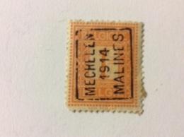Mechelen 1914 Malines Nr 2302 Azz - Precancels