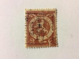 Brussel 1912 Bruxelles Nr 2053 Bzz - Precancels
