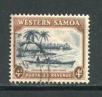 SAMOA- Y&T N°125- Oblitéré - Samoa
