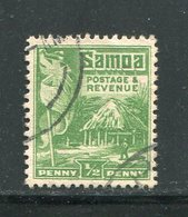 SAMOA- Y&T N°98- Oblitéré - Samoa