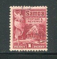 SAMOA- Y&T N°99- Oblitéré - Samoa
