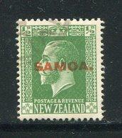 SAMOA- Y&T N°83- Oblitéré - Samoa