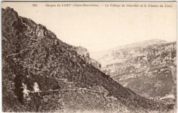 61lps 1646 CPA - GORGES DU LOUP- LE VILLAGE DE GOURDON - Non Classés