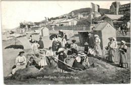 61lps 1915 CPA - HOULGATE - COIN DE PLAGE - Houlgate