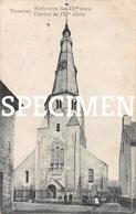 Kerktoren Der IXe Eeuw -  Torhout - Torhout