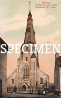 Kerktoren  IXe Eeuw -  Torhout - Torhout