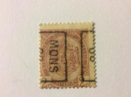 Mons 08 Nr 1080 Bzz - Vorfrankiert