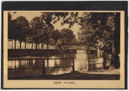 59131 . LILLE . LE CANAL - Lille