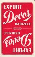 1 SPEELKAART DADIZELE EXPORT DEVOS - Playing Cards