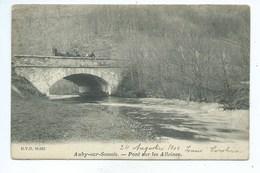 Auby Sur Semois Pont Sur Les Alleines DVD No 10.052 - Bertrix