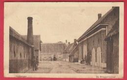 Huijbergen -  De Brouwerijstraat - 1919 ( Verso Zien ) - Other