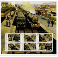 Trein, Train, Locomotive, Eisenbahn : Railway Heritage: Grenada : Patrick West - Treni