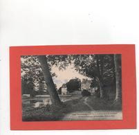 COMBOURG N° 3949 CHATEAU BOUTHEILLERIE COMTESSE DE LA RIVIERE An: Vers 1920 Etat: TB Edit: Non Lisible - Combourg