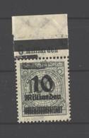 D.R.OPD Erfurt,337,OR PB,Type D,xx,gep. - Ongebruikt
