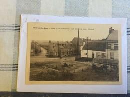 HEIST OP DEN BERG   HOTEL DE OUDE KETEL MET STEENWEG NAAR SCHRIECK - Heist-op-den-Berg