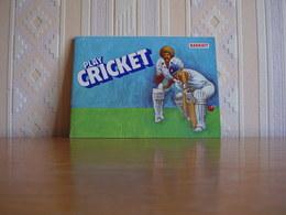 Album Chromos Images Vignettes Barratt *** Cricket *** - Albums & Catalogues