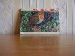 Album Chromos Images Vignettes Brooke Bond *** Oiseaux - Birds  *** - Album & Cataloghi