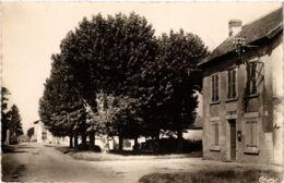 CPA Senozan Place De La Poste FRANCE (953769) - Frankrijk