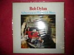 LP N°1938 - BOB DYLAN - SUBTERRANEAN HOMESICK BLUES - Rock