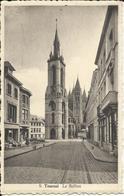 Tournai Le Beffroi  1952 - Doornik