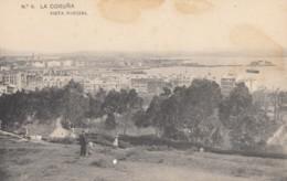CPA - La Coruña - Vista Parcial - La Coruña