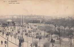 CPA - La Coruña - Vista Del Paseo - La Coruña