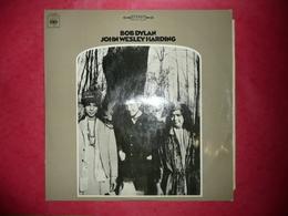 LP N°1940 - BOB DYLAN - JOHN WESLEY HARDING - Rock