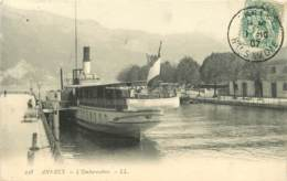 74 - ANNECY - L'EMBARCADERE - Annecy