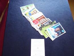Lot Chromos Images Vignettes Panini *** Football 2018 *** - Sammelbilderalben & Katalogue