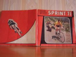 Album Chromos Images Vignettes Panini *** Sprint 71 *** - Albums & Catalogues