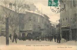 05 - VEYNES - RUE SOUS LE BARRY - Francia
