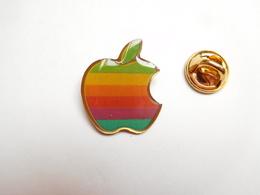 Beau Pin's , Informatique  , Apple , Pomme - Informatique