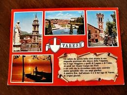 (FG.B63) VARESE - VEDUTE VEDUTINE - Varese