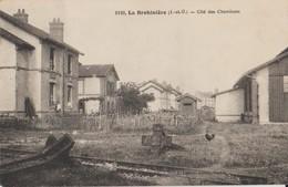 35 La Brohinière Quartier Gare Cité Des Cheminots -06 - Frankreich