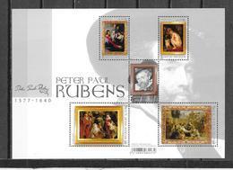 België 2018  Velletje Peter Paul RUBENS (**) - Unused Stamps