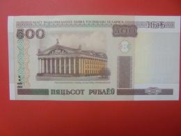 BELARUS 500 ROUBLES 2000 CIRCULER (B.5) - Belarus
