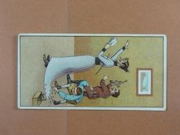(8,3 Cm X 4,8 Cm) Chicorée De La Meuse Namur /5/ - Trade Cards