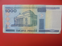 BELARUS 1000 ROUBLES 2000 CIRCULER (B.5) - Belarus