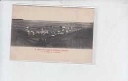Chevetogne (Ciney) St.Martin De Ligugé -  Le Village Vu Du Monastere - Vierge - Ciney