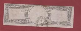 Bande De Cartes A Jouer BC13 Cachet Type2 - Revenue Stamps