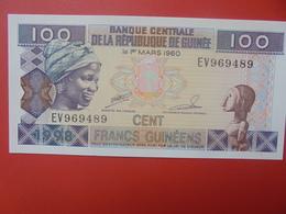 GUINEE 100 FRANCS 1998 PEU CIRCULER (B.5) - Guinée