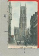 CARTOLINA VG BELGIO - GAND GENT - Cathedrale Saint Bavon - Ed. Albert Sugg - 9 X 14 - 1902 - Gent