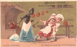 4 Chromo  Chocolat Poulain - Poulain
