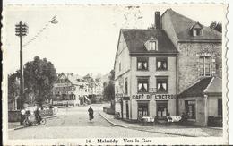 Malmedy - Vers La Gare 1947 - Malmedy