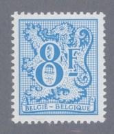 1983 Nr 2091** Postfris Zonder Scharnier.Heraldieke Leeuw.Blauwe Gom.P7. - Belgique