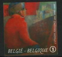 [A3049] België 3736 - Postkunst - Thierry Merget - Ongetand - Cote:  € 10,00 - België