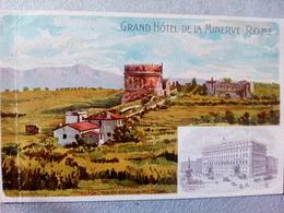 Grand Hotel De La Minerve Via Appia Sepolcro Di Cecilia Meteha - Cafes, Hotels & Restaurants