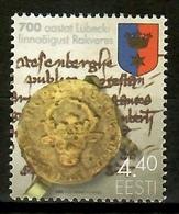 Estonia 2002 / Lubeck Rights Charter MNH Carta De Derechos De Lubeck / Kh02  10-7 - Estonia