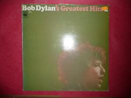 LP N°1950 - BOB DYLAN - GREATEST HITS - Rock